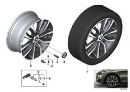 BMW LA wheel V-Spoke 485 - 18''
