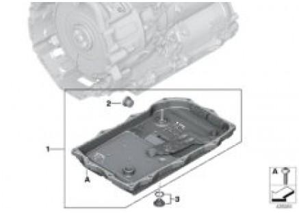GA8P70H oil pan