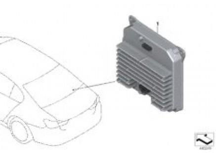 ECU for Power Control Unit PCU