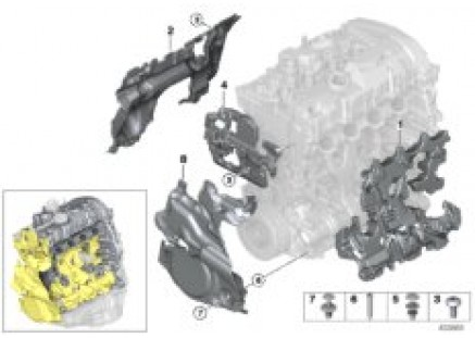 Engine acoustics