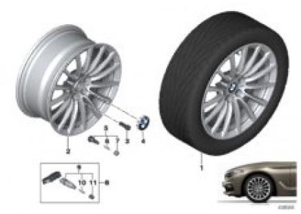 BMW LA wheel Multi-Spoke 619 - 18''