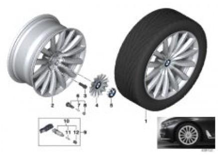BMW LA wheel V-Spoke 620 - 19''