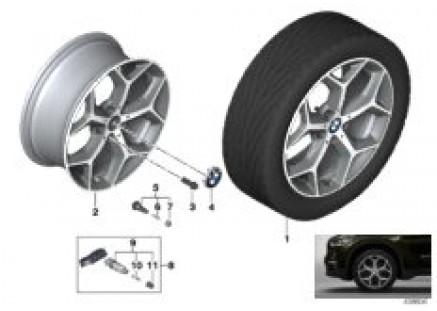 BMW LM wheel Y-spoke 569 - 18