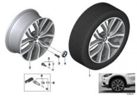 BMW LM wheel Y-spoke 511 - 19