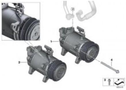 RP A/C compressor