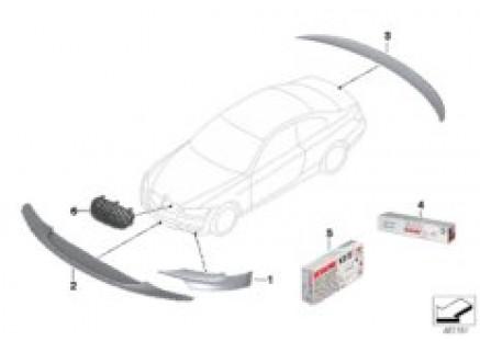 BMW performance accessories