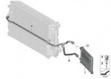 remote radiator