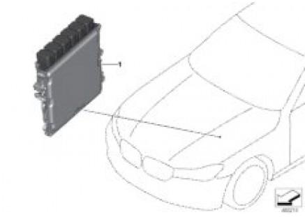 Base control module DME 8CT0
