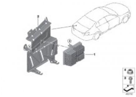 Amplifier / bracket