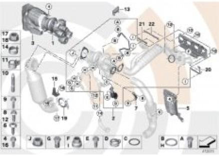 Turbocharger & install kit 'Value Line'