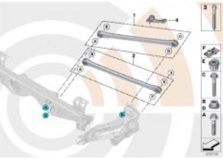 Repair kits for wishbone