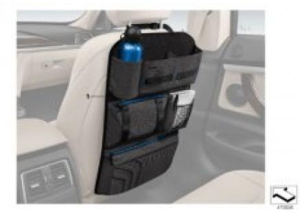 Backrest pouch BMW