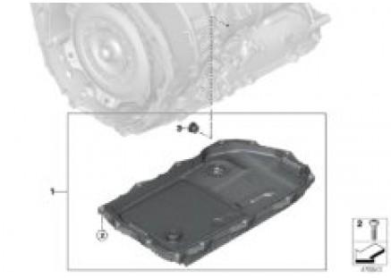 GA8HP95Z oil pan