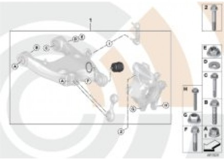 Repair kit for ball joint