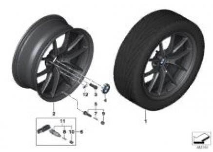 BMW LA wheel M Y-Spoke 763M Performance