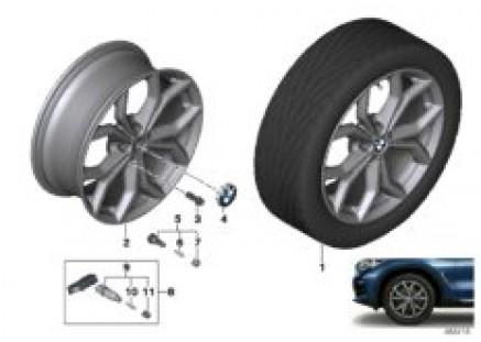 BMW LM Rad Y-Speiche 694 - 19