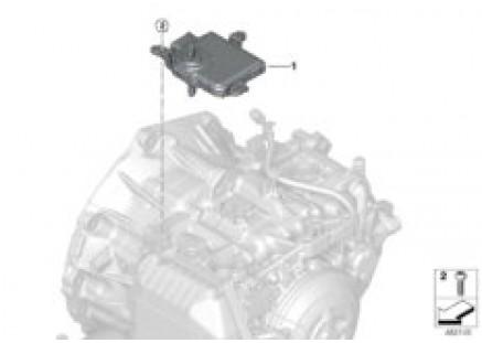 GA8G45AW electronic gearbox control