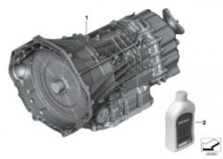 Dual-clutch transmission GS7D36BG
