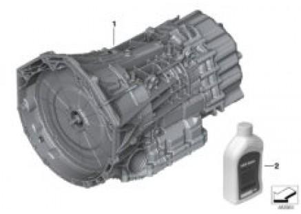 Dual-clutch transmission GS7D36SG