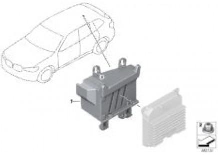 Control unit holder PCU