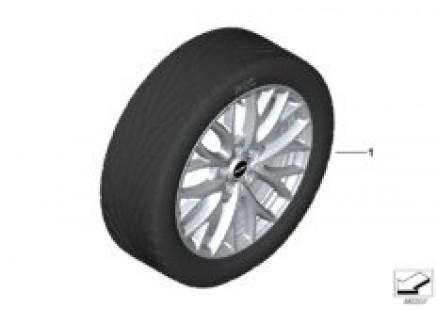 JCW li.all.wheel Cross Spoke R134 - 19