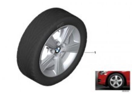 BMW LA wheel star spoke 376 - 16