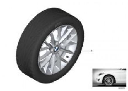 BMW LA wheel Y-spoke 380 - 17