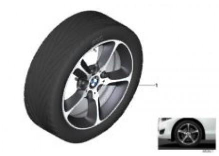 BMW LA wheel star spoke 382 - 17