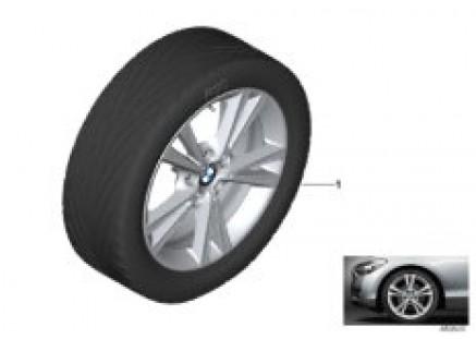 BMW LA wheel double spoke 385 - 18
