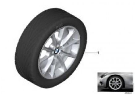 BMW LA wheel V-Spoke 398 - 18''