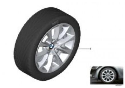 BMW LA wheel V-spoke 188 - 17