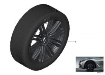 BMW LA wheel M double spoke 664M- 19