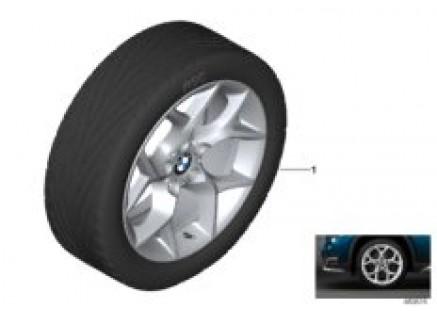 BMW LA wheel Y-spoke 322 - 18