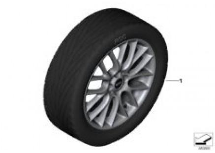 JCW li.all.wheel Cross Spoke R112 - 17