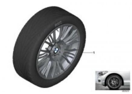 BMW LA wheel Radial Spoke 388 - 18''