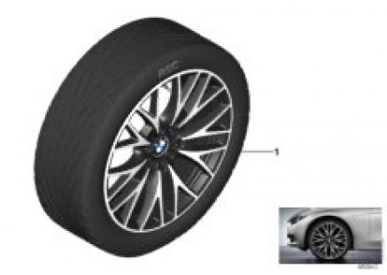 BMW LA wheel cross-spoke 404 - 20