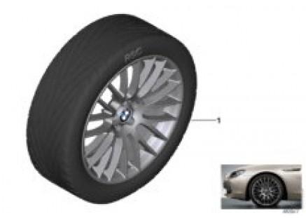 BMW LA wheel cross-spoke 312 - 20