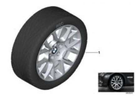 BMW LA wheel Double Spoke 238 - 19