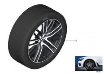 BMW LA wheel M Perf. Doub.sp.650M-21