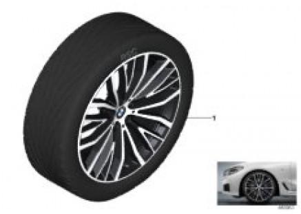 BMW LA wheel V-spoke 687 - 21