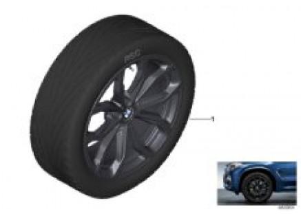 BMW LA wheel Y-spoke 695 - 20