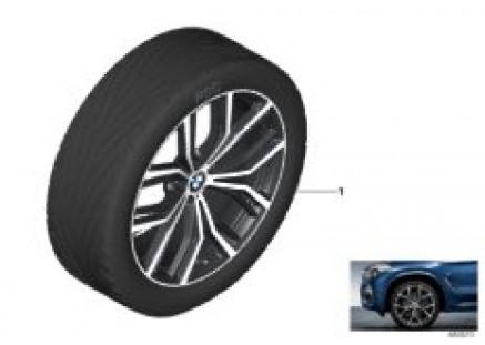 BMW LA wheel M Perf. Y-spoke 701M - 21