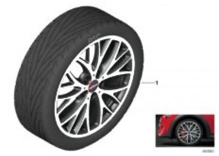 JCW LA wheel Cross Spoke 506 - 18