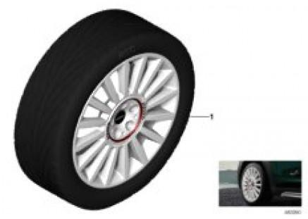 JCW LA wheel Rallye Spoke 536 - 19