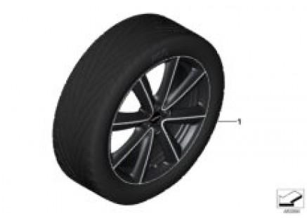 JCW LA wheel V-Spoke R133 - 18