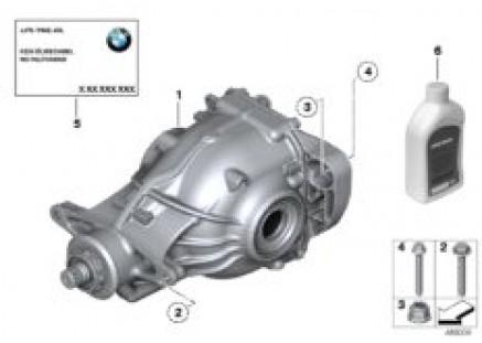 Rear-axle-drive