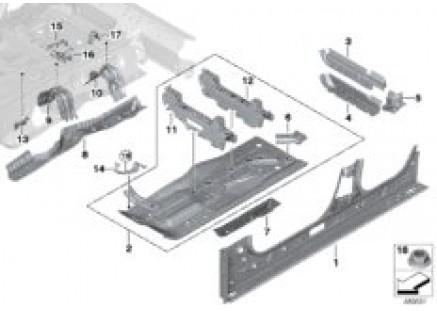 Floorpan assembly