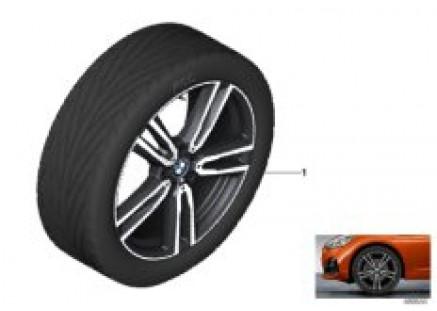 BMW lt.-al.wheel M dbl.spoke 766M - 19