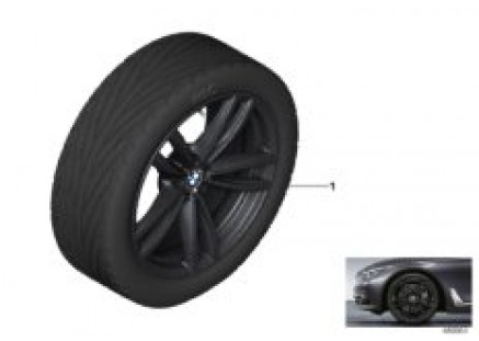 BMW li.al.wheel M dbl.spoke 647M - 19