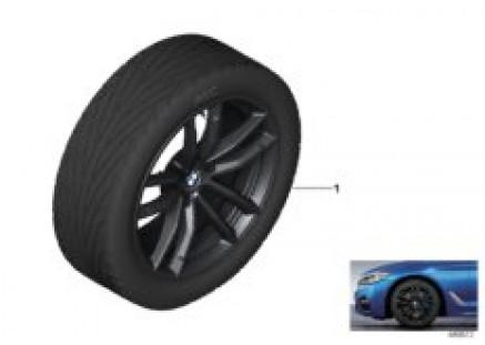 BMW li.al.wheel M dbl.spoke 662M - 18